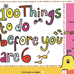 100 things to do before your six