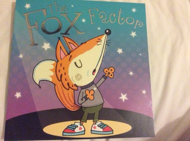 The fox factor cover