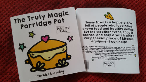 truly magic porridge pot blurb