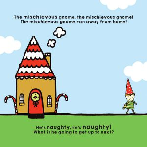 Mischievous Gnome