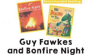 Guy Fawkes and bonfire night