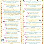 50 things to do for summer