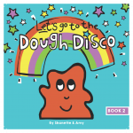 Dough Disco Book 2 Front