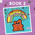 Dough Disco Book 2 advert