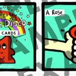 dough disco flash cards
