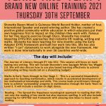 Early Years Conference September 2021