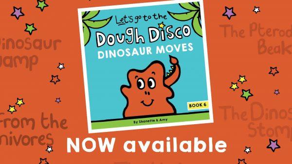 Dough Disco Dinosaurs!